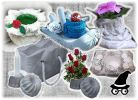 Concrete, Crafts, Craft, Ideas, Decorations, Gifts, Favours